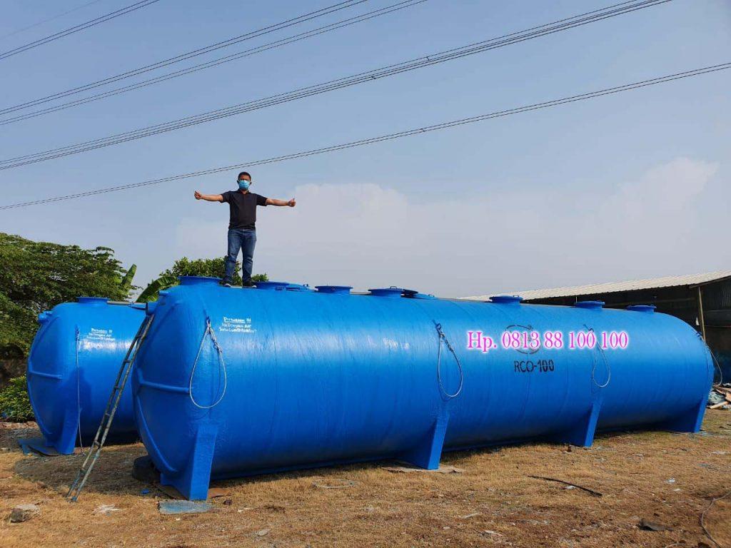 instalasi pengolahan air limbah rumah sakit merek biomaster biotech modern dan ramah lingkungan